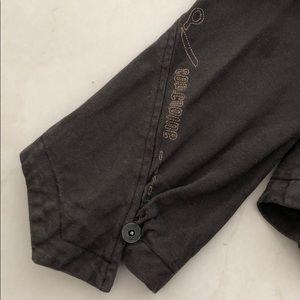 cop.copine Jackets & Coats - COP.COPINE Dark Brown Jacket